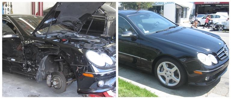 Our Work, Collision Repair near Me