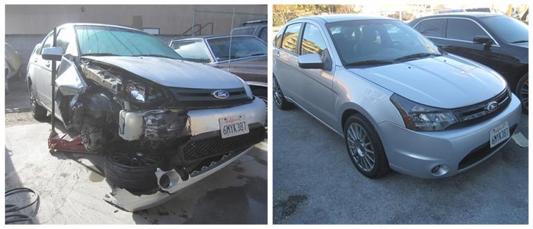 our work, Silver Lake Auto Repair