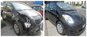 Our Work, La Best Auto Body and Collision