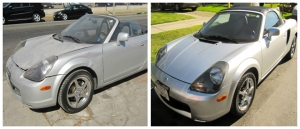 Toyota MR2 Spyder