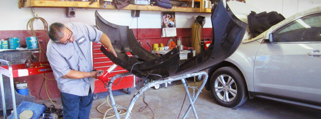 Auto Body, Car Denting & Painting Workshop