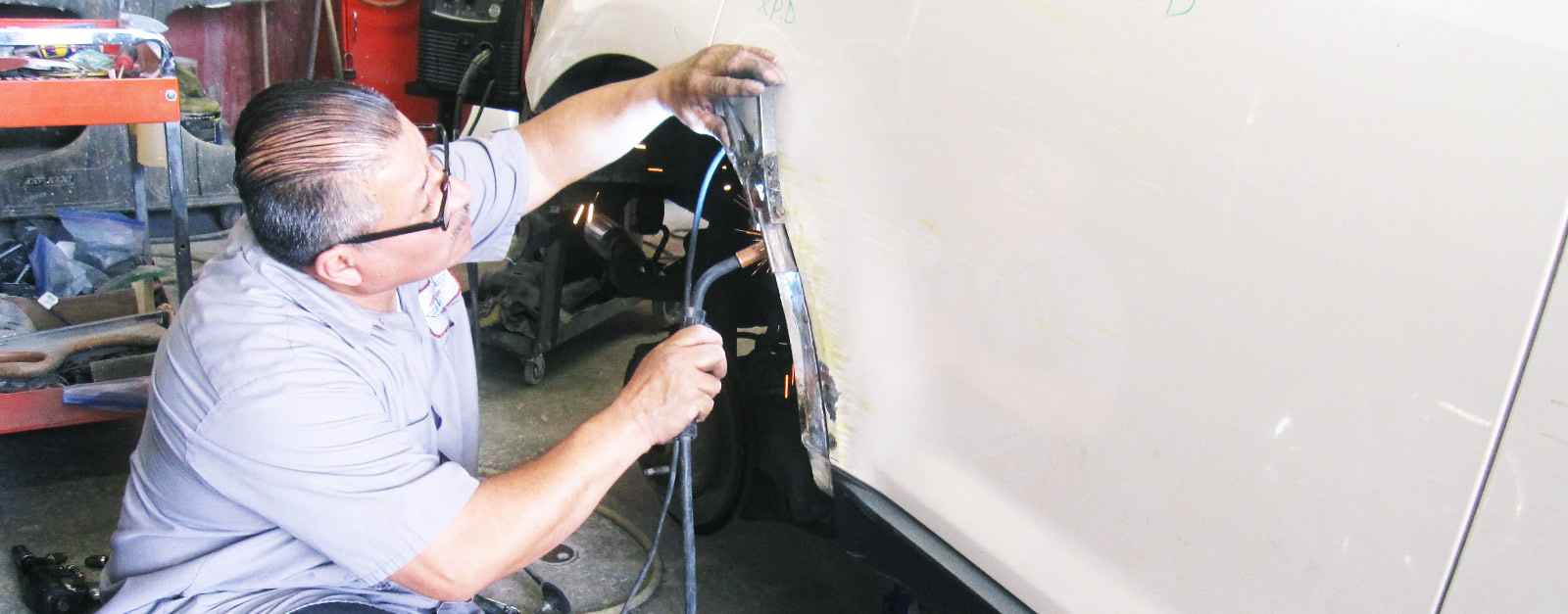 Auto Body Repair Shop & Collision Center Los Angeles