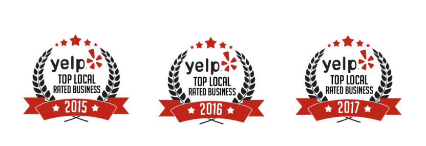 Silver Lake Auto Body Shop Yelp Awards