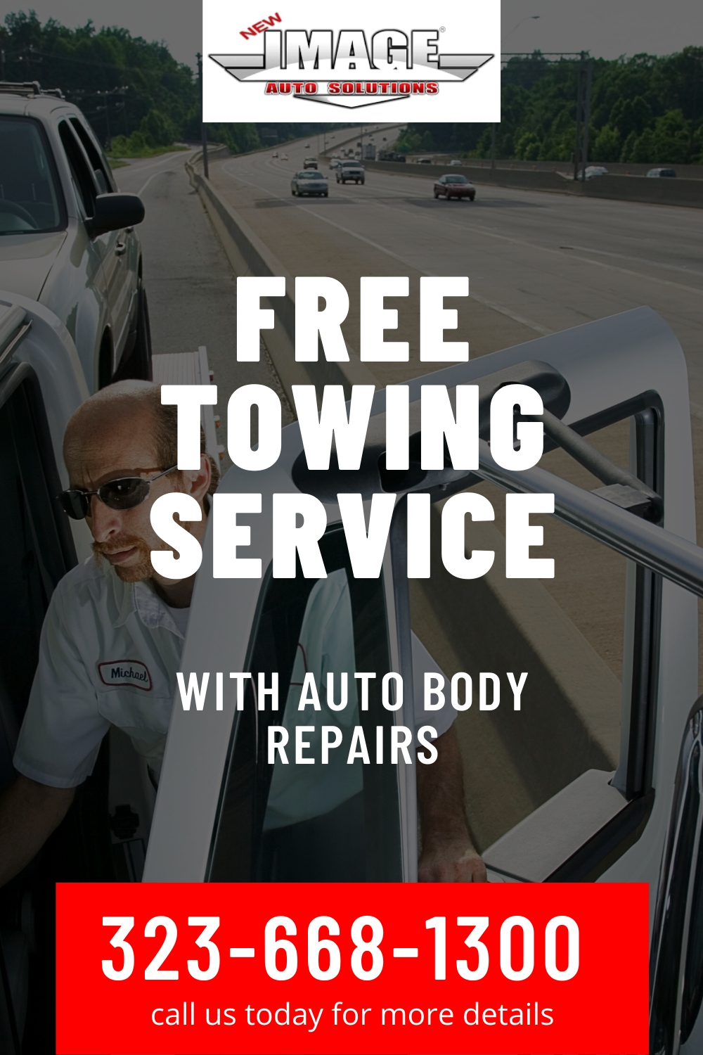 auto body repair towing service