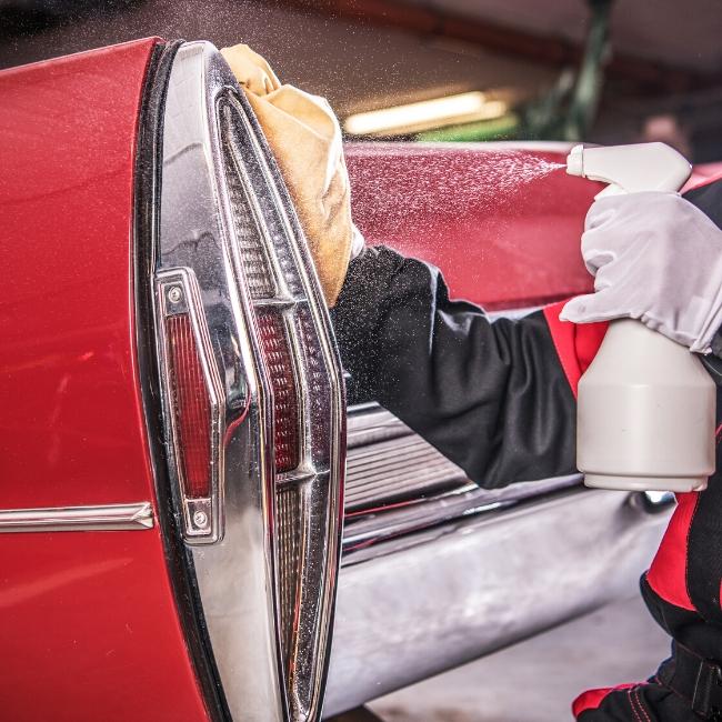 expert car detail