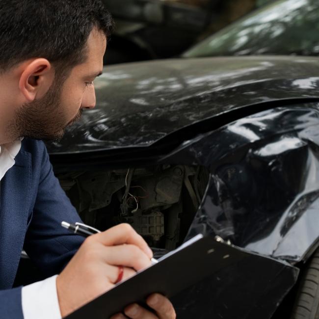 insurance company car accident