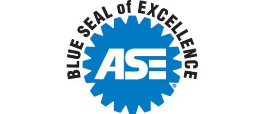 blue seal of excellence logo