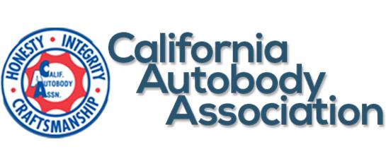 california_autobody association logo