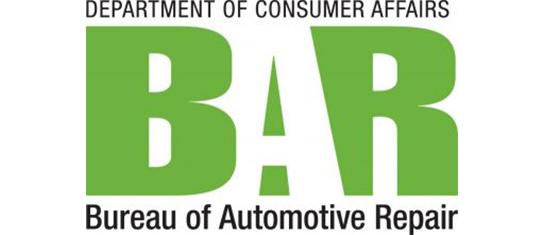 department of consumer affairs bar