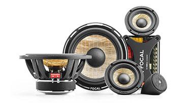 focal car audio speakers